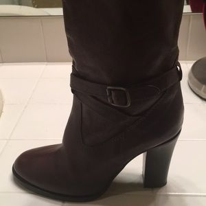 J.Crew boots brown sz6.5